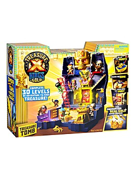 Treasure X Kings Gold Doom Tomb Playset