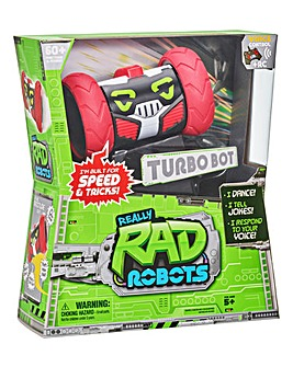 Really Rad Robots Turbo Bot