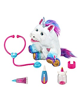 Little Live Pets Rainbow Unicorn Vet Kit