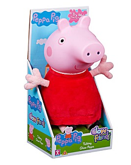 Peppa Pig Glow Friends Talking Glow Peppa Pig