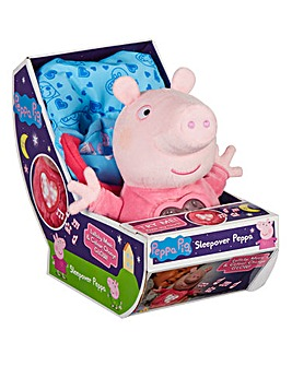 Peppa Pig Sleep Over Peppa