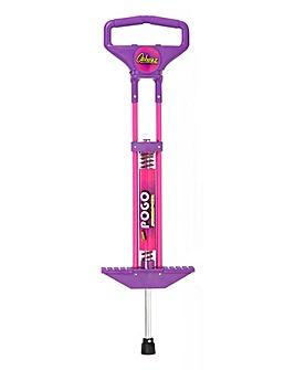 Pogo Stick Pink & Purple