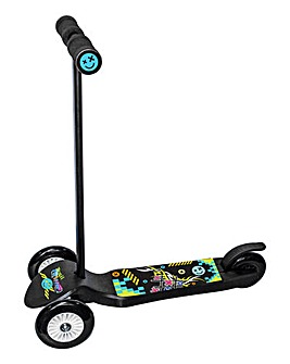 Trail Twist Junior Scooter Black