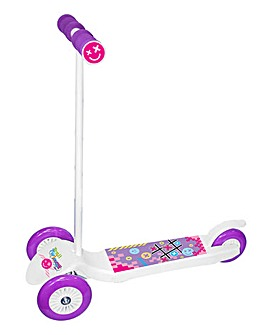 Trail Twist Junior Scooter White