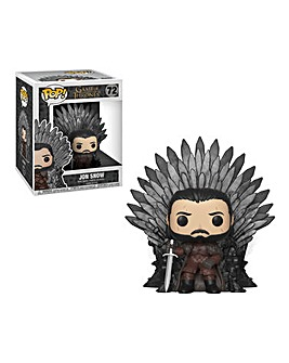 POP! Figure GOT - Jon Snow on the Throne