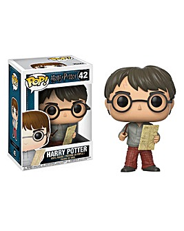 POP! Figure- Harry with Marauders Map