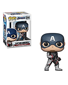 POP! Figure: Marvel- Captain America