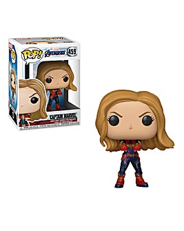 POP! Figure: Marvel - Captain Marvel