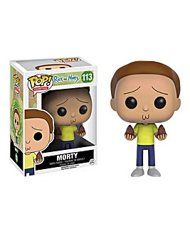 POP! Figure: Rick & Morty - Morty