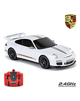 1:24 RC Porsche 911 White