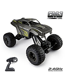 1:10 RC Giant Monster Truck Grey