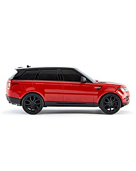 1.24 RC Range Rover Sport Red