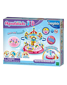 Aquabeads 3D Merry-Go-Round Set