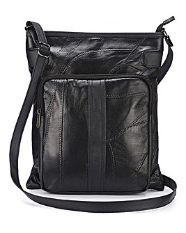 9f9375856f38 Leather Across Body Bag