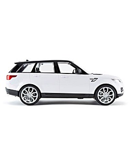 1.14 Range Rover Sport White