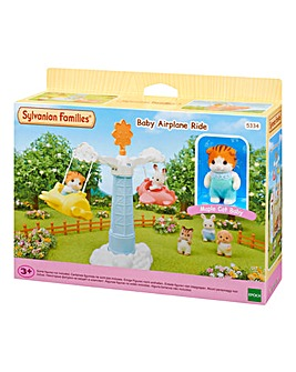 Sylvanian Families Baby Airplane Ride