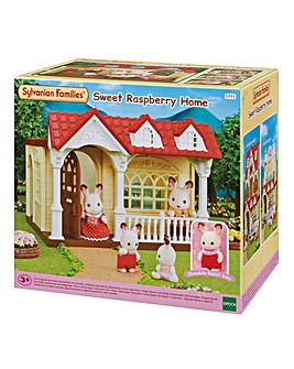 Sylvanian Families Sweet Raspberry Home