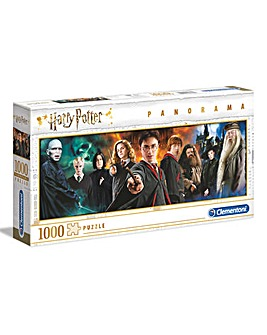 Clementoni 1000pcs Panorama Puzzle - Harry Potter