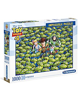 Clementoni Impossibe Puzzle- Toy Story 4