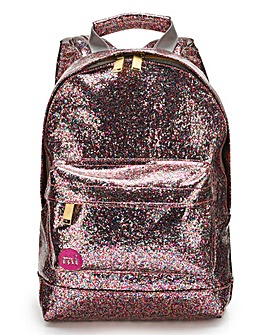 Mi Pac Glitterball Mini Backpack