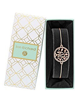 Jon Richard Pink Tree Of Life Toggle