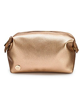 Mi Pac Tumbled Blush Washbag
