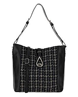 Boucle Hardwear Hobo Bag