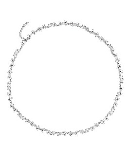 Jon Richard Silver Fine Necklace