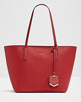 Aldo Lock Detail Tote Bag