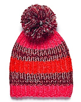 Yearn Mix Striped Hat