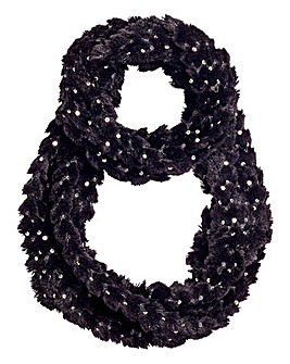Joanna Hope Sequin Snood