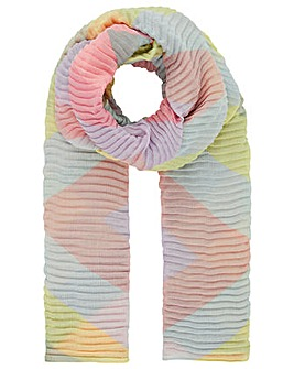 Accessorize Chevron Stripe Stole