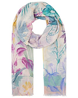 Accessorize Bluebell Rainbow Floral