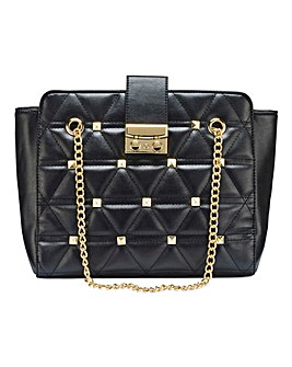 Joanna Hope Quilted Shopper Bag