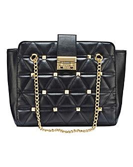 Joanna Hope Quilted Shopper Bag