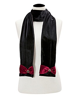 Joe Browns Mystery Velvet Scarf