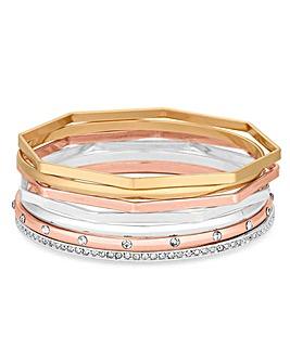 Mood Multi-Coloured  Multipack Bracelet