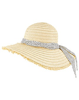 Monsoon Sabre Scarf Floppy Hat
