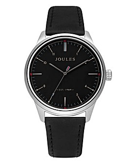 Joules Gents Watch White/Black Dial