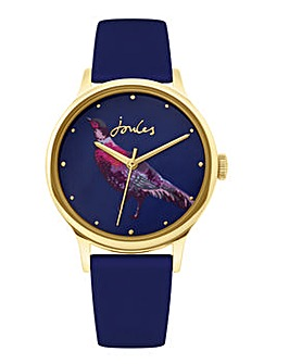 Joules Ladies Silicone Strap Watch