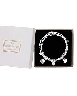 Jon Richard 3 Pack Stretch Bracelet