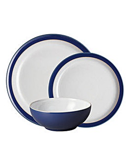 Denby Elements 12 Piece Dinner Set