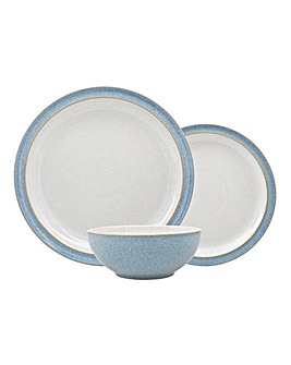 Denby Elements 12 Piece Dinnerset