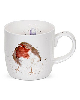 Wrendale Garden Friend Fine China Mug