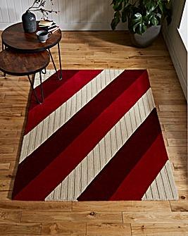 Verona Stripe Wool Rug