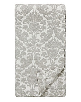 Rhapsody Damask Throw