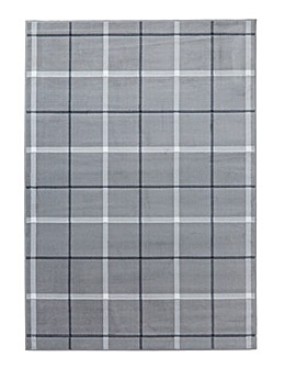 Highland Check Rug