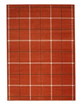 Highland Check Rug Large