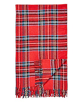 Tartan Supersoft Throw