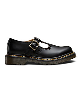 Dr Martens Polley Mary Jane Shoes Standard D Fit
